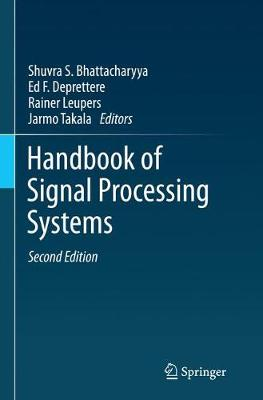 Handbook of Signal Processing Systems (Paperback)
