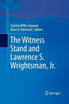The Witness Stand and Lawrence S. Wrightsman, Jr. (Paperback)