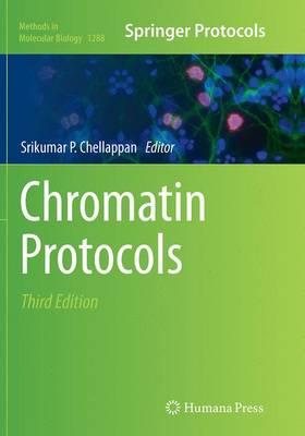 Chromatin Protocols - Methods in Molecular Biology 1288 (Paperback)