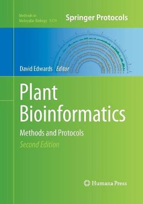 Plant Bioinformatics: Methods and Protocols - Methods in Molecular Biology 1374 (Paperback)
