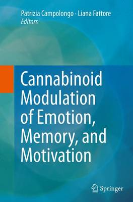 Cannabinoid Modulation of Emotion, Memory, and Motivation (Paperback)
