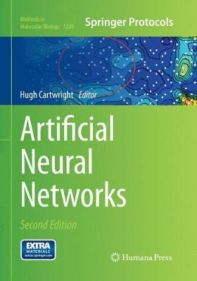 Artificial Neural Networks - Methods in Molecular Biology 1260 (Paperback)