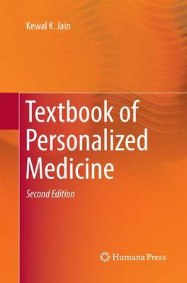 Textbook of Personalized Medicine (Paperback)
