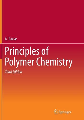 Principles of Polymer Chemistry (Paperback)