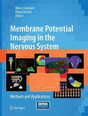 Membrane Potential Imaging in the Nervous System: Methods and Applications (Paperback)