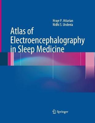 Atlas of Electroencephalography in Sleep Medicine (Paperback)