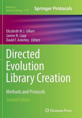 Directed Evolution Library Creation: Methods and Protocols - Methods in Molecular Biology 1179 (Paperback)