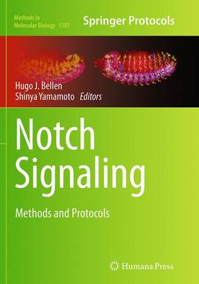 Notch Signaling: Methods and Protocols - Methods in Molecular Biology 1187 (Paperback)