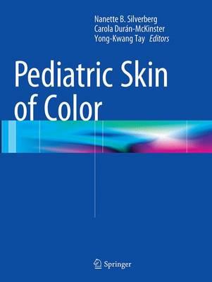 Pediatric Skin of Color (Paperback)
