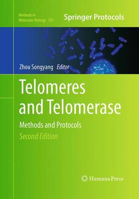Telomeres and Telomerase: Methods and Protocols - Methods in Molecular Biology 735 (Paperback)