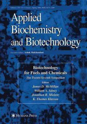 Twenty-Seventh Symposium on Biotechnology for Fuels and Chemicals - ABAB Symposium (Paperback)