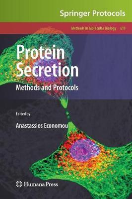 Protein Secretion: Methods and Protocols - Methods in Molecular Biology 619 (Paperback)
