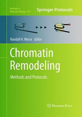 Chromatin Remodeling: Methods and Protocols - Methods in Molecular Biology 833 (Paperback)