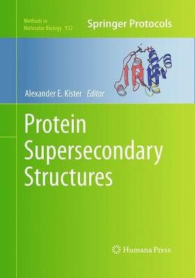Protein Supersecondary Structures - Methods in Molecular Biology 932 (Paperback)