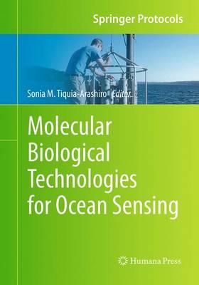 Molecular Biological Technologies for Ocean Sensing - Springer Protocols Handbooks (Paperback)