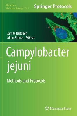 Campylobacter jejuni: Methods and Protocols - Methods in Molecular Biology 1512 (Hardback)