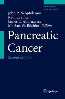Pancreatic Cancer - Pancreatic Cancer (Hardback)