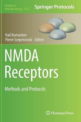 NMDA Receptors: Methods and Protocols - Methods in Molecular Biology 1677 (Hardback)