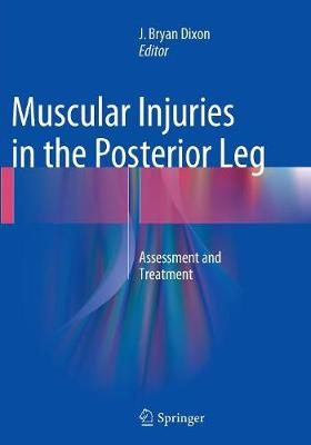 Muscular Injuries in the Posterior Leg: Assessment and Treatment (Paperback)