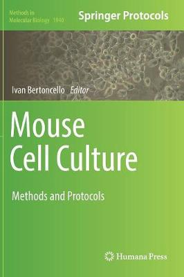 Mouse Cell Culture: Methods and Protocols - Methods in Molecular Biology 1940 (Hardback)