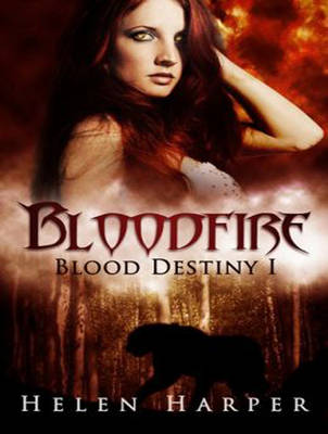 Bloodfire - Blood Destiny 1 (CD-Audio)