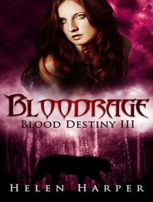 Bloodrage - Blood Destiny 3 (CD-Audio)