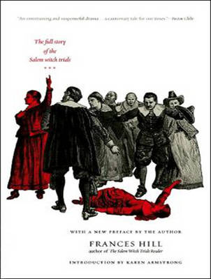 A Delusion of Satan: The Full Story of the Salem Witch Trials (CD-Audio)