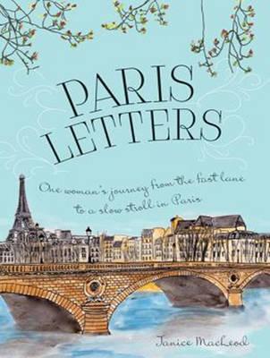 Paris Letters (CD-Audio)