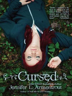 Cursed (CD-Audio)