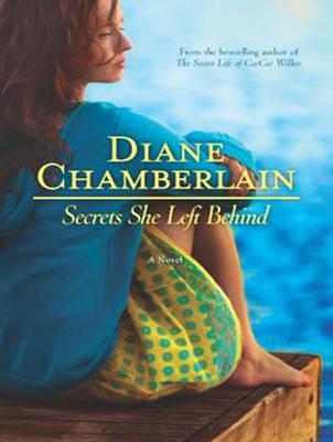 Secrets She Left Behind (CD-Audio)