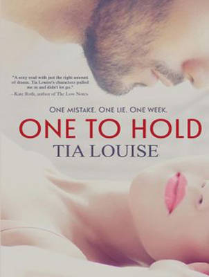 One to Hold - One to Hold 1 (CD-Audio)