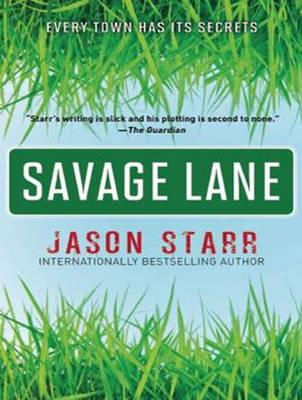 Savage Lane (CD-Audio)