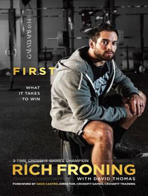 First: What It Takes to Win (CD-Audio)