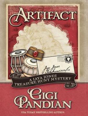 Artifact - Jaya Jones Treasure Hunt Mystery 1 (CD-Audio)
