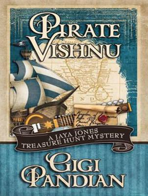 Pirate Vishnu - Jaya Jones Treasure Hunt Mystery 2 (CD-Audio)