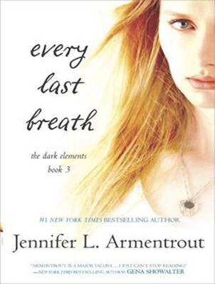 Every Last Breath - Dark Elements 3 (CD-Audio)