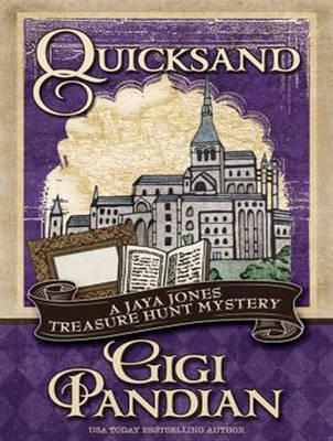 Quicksand - Jaya Jones Treasure Hunt Mystery 3 (CD-Audio)