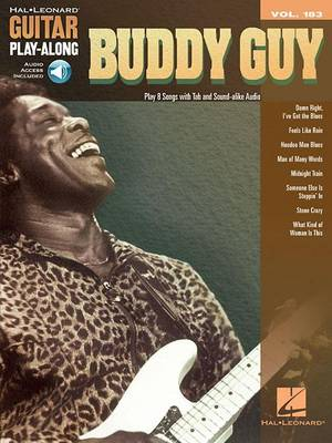 Guitar Play-Along Volume 183: Buddy Guy (Paperback)