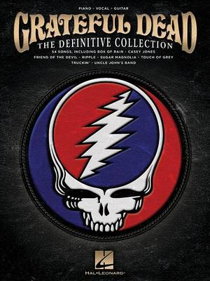 Grateful Dead: The Definitive Collection: Piano - Vocal - Guitar (Paperback)