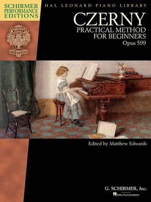 Practical Method for Beginners, Op. 599 (Book)