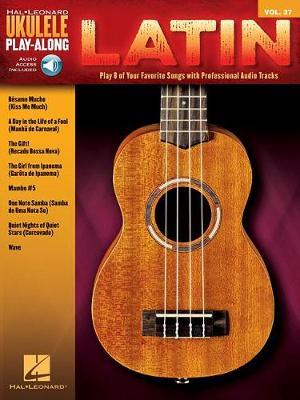Hal Leonard Ukulele Play-Along Volume 37: Latin (Paperback)