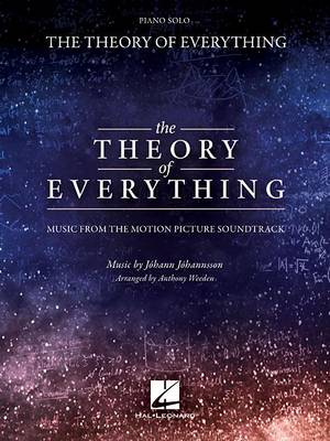 The Theory Of Everything: Music From The Motion Picture Soundtrack - Piano Solo Songbook (Paperback)