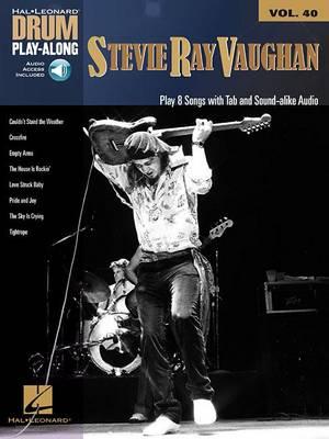 Drum Play-Along: Volume 40: Stevie Ray Vaughan