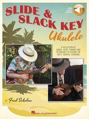 Fred Sokolow: Slide & Slack Key Ukulele