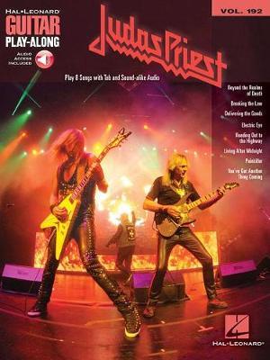 Guitar Play-Along: Judas Priest (Paperback)