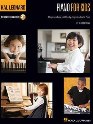 Jennifer Linn: Piano For Kids (Book/Online Audio) (Paperback)
