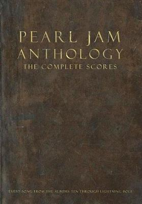 Pearl Jam Anthology - The Complete Scores (Box Set) (Paperback)