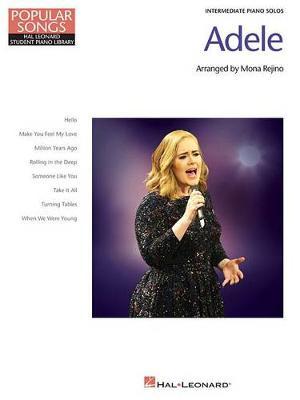 Adele: Popular Songs Series (Paperback)