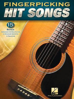 Fingerpicking Hit Songs (Paperback)