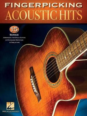 Fingerpicking Acoustic Hits (Paperback)